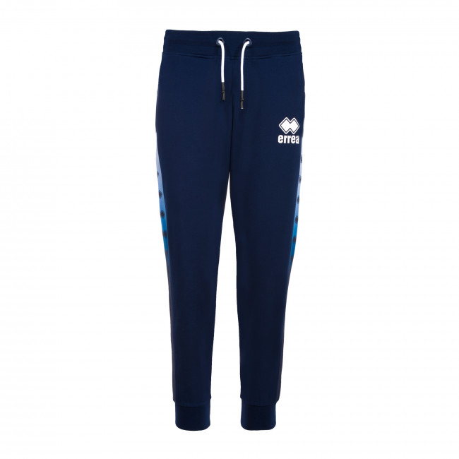 SPORT INSPIRED SS20 WOMAN PRINT STR.PANT.127 JR BLU - REPUBLIC