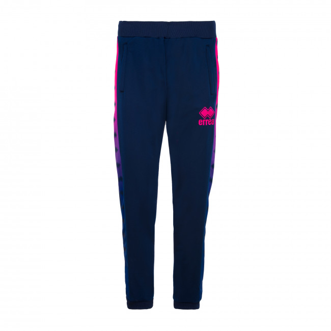 SPORT INSPIRED SS20 WOMAN PRINT PANT 121A JR BLU - REPUBLIC