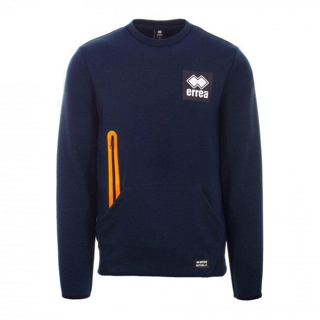 TECH PACK FW20/21 MAN SWEATSHIRT 052 AD BLU - REPUBLIC
