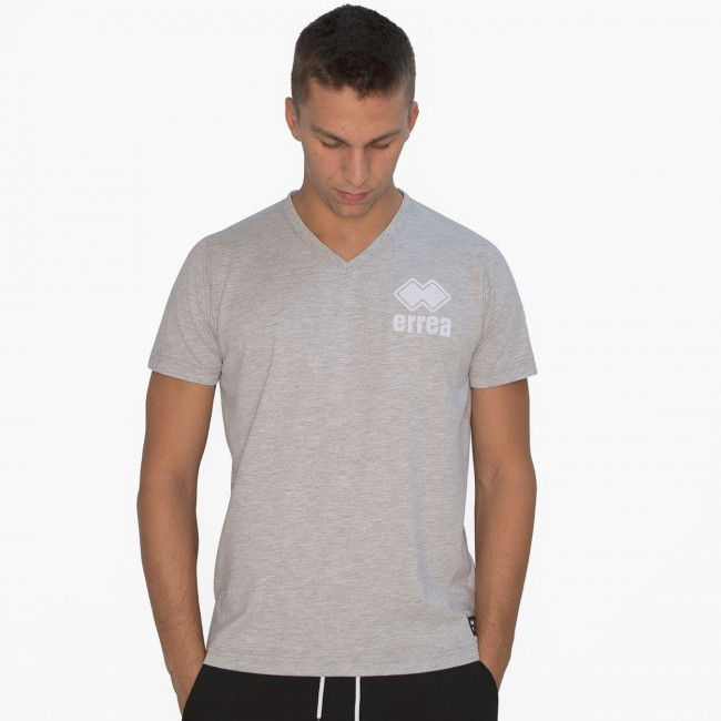 ESSENTIAL FW20/21 MAN T-SHIRT 006 MC AD SPORT MELANGE-4 - REPUBLIC