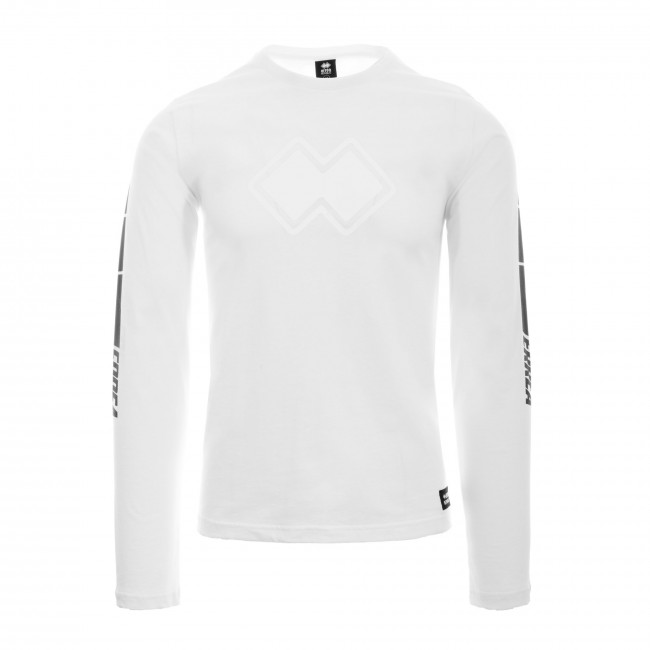 SPORT INSPIRED FW20/21 MAN T-SHIRT 015 ML JR BIANCO - REPUBLIC