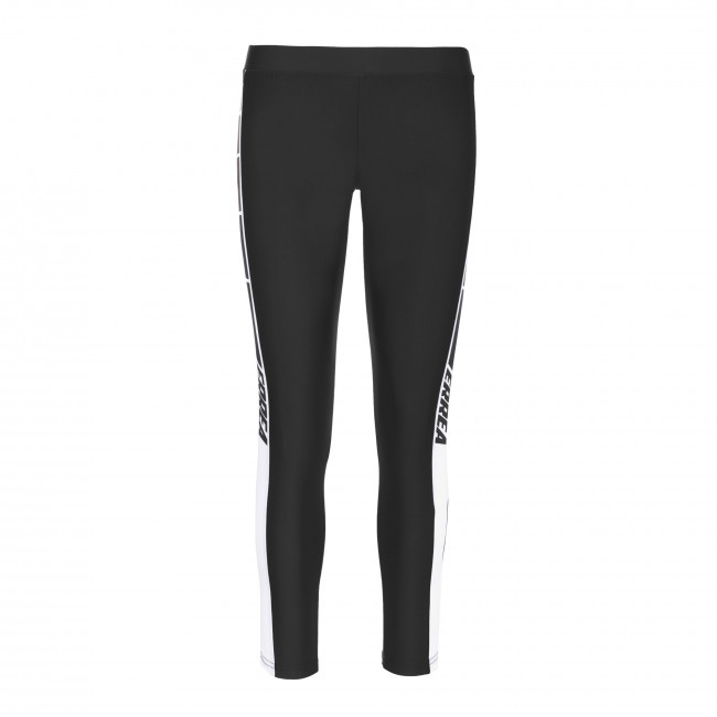 SPORT INSPIRED FW20/21 WOMAN LEGGINGS 009 JR NERO - REPUBLIC