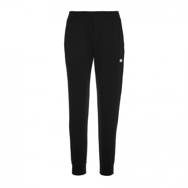 ESSENTIAL SS21 WOMAN MURALES TROUSERS JR NERO - REPUBLIC