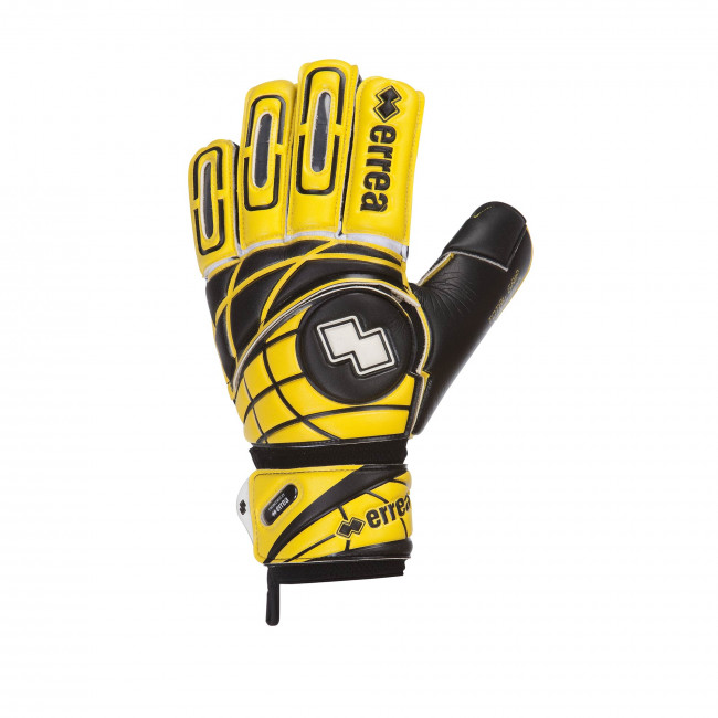 PRO TECH TOTAL GRIP GLOVES AD GIALLO NERO - ERREÀ