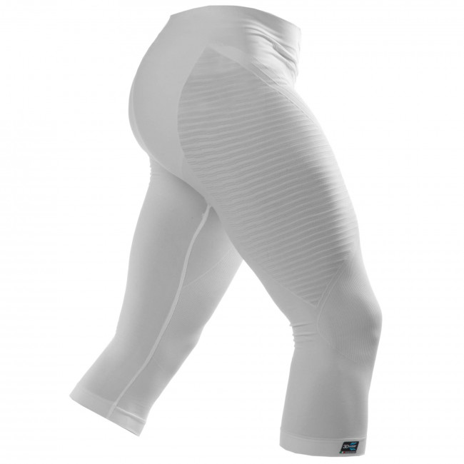 TROUSERS HARSTAD AD BIANCO - 3D WEAR