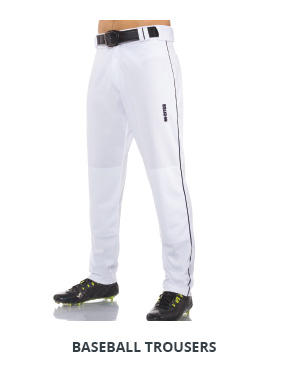 errea sport baseball trousers